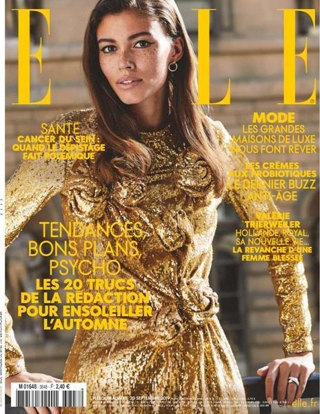 Elle France - 20 Septembre 2019