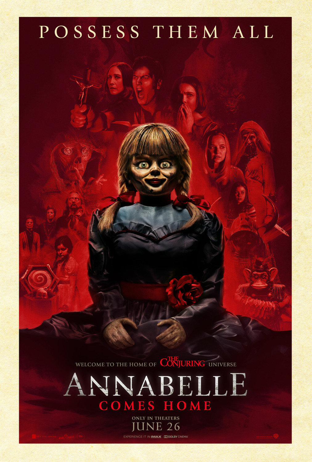 Annabelle Comes Home poster image