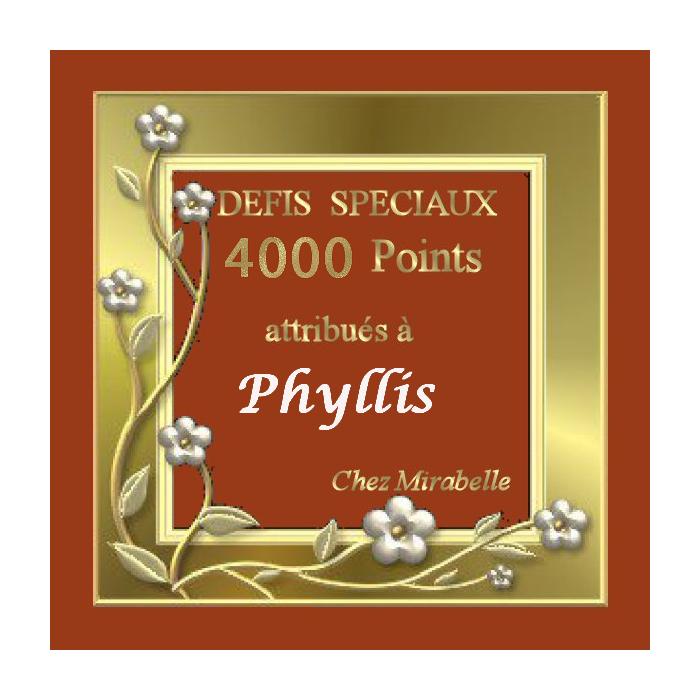 """Récompense : Phyllis, 4000 pts """"Spéciaux"""" 190920095906532065"""