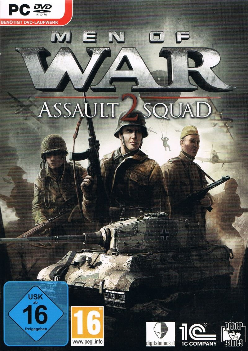 Poster for Men of War: Assault Squad 2
