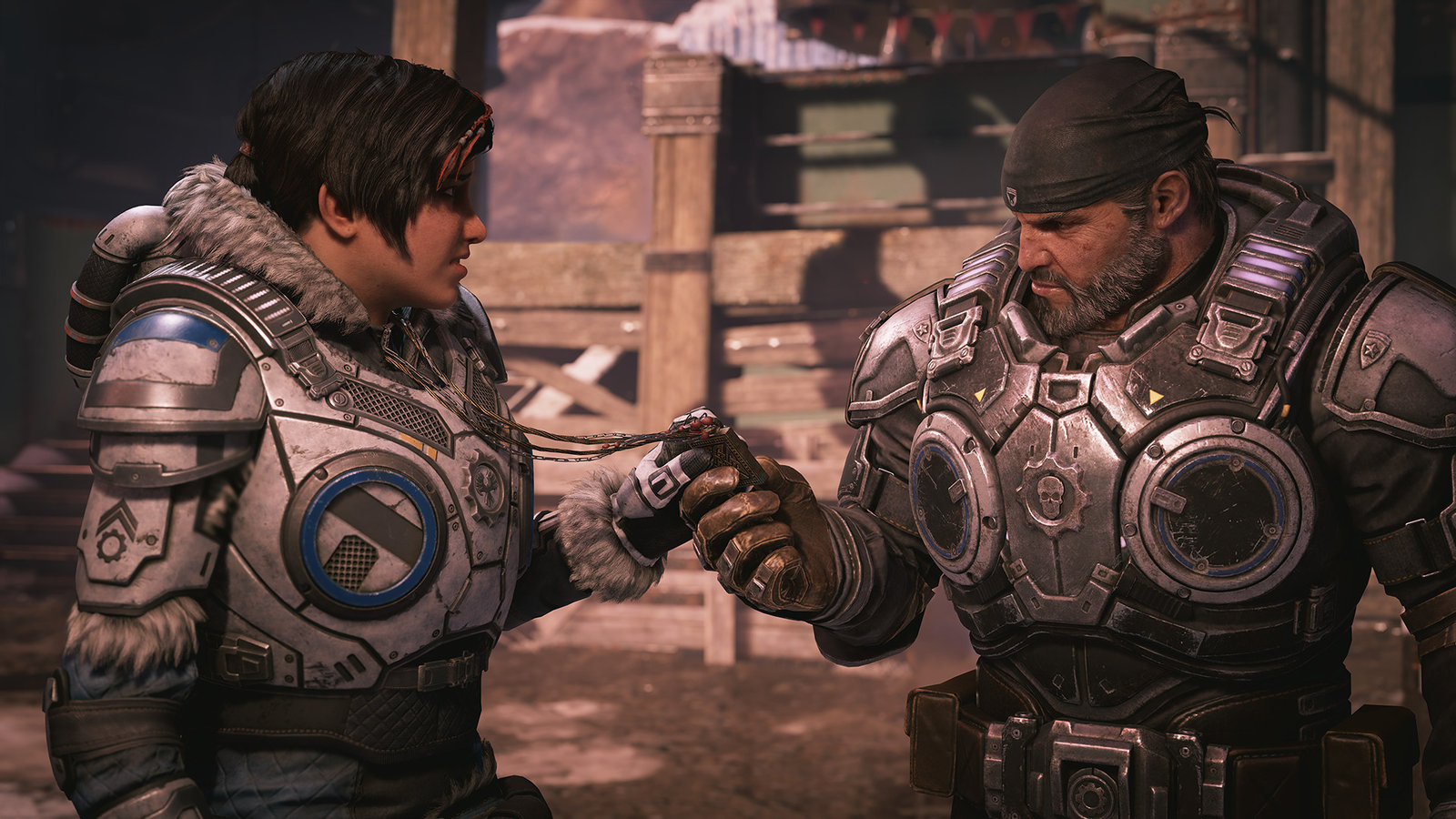 Gears.5-CODEX image 1