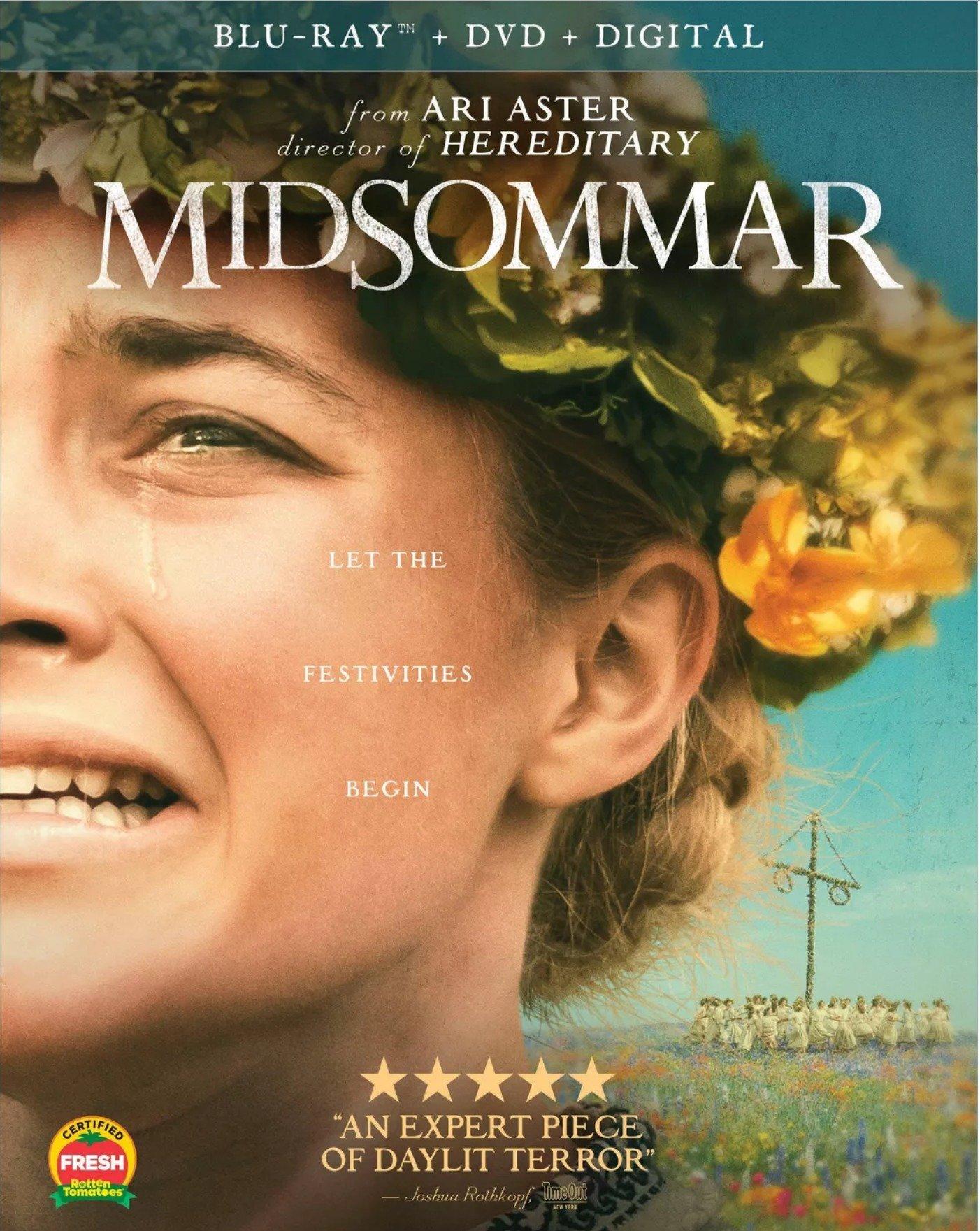 Midsommar (2019) poster image