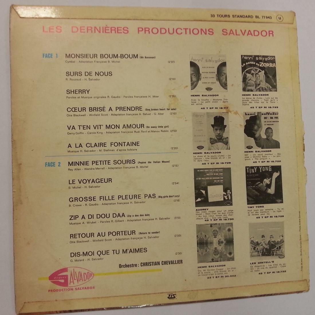 [Vends/Echanges] Vinyles 33 tours (30cm/25cm) 190924083402155550