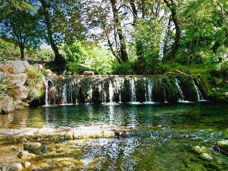 Ce matin prés de la cascade 190927092439798649