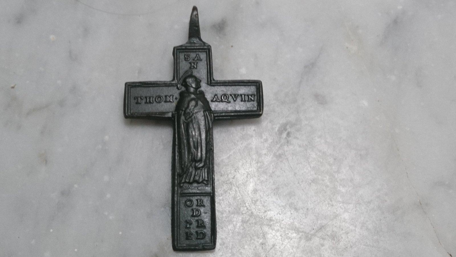Cruz de Santo Tomás de Aquino, S. XVIII 190928085500385894