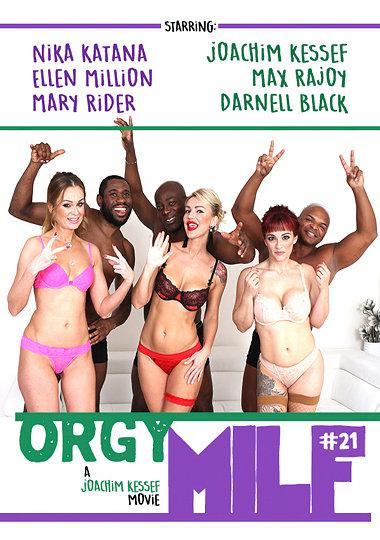 Orgy MILF 21