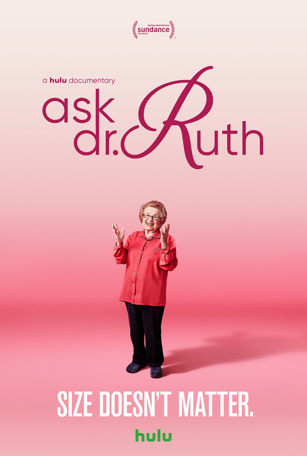 Ask Dr. Ruth poster image