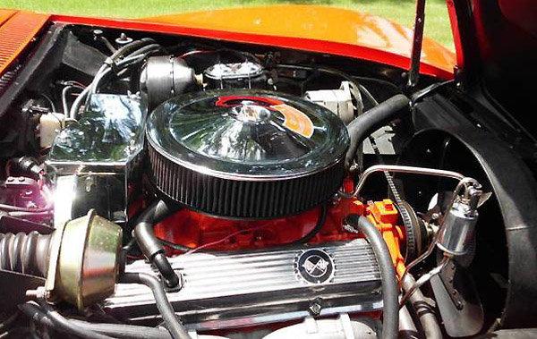 Corvette-c3_1969_Moteur_1