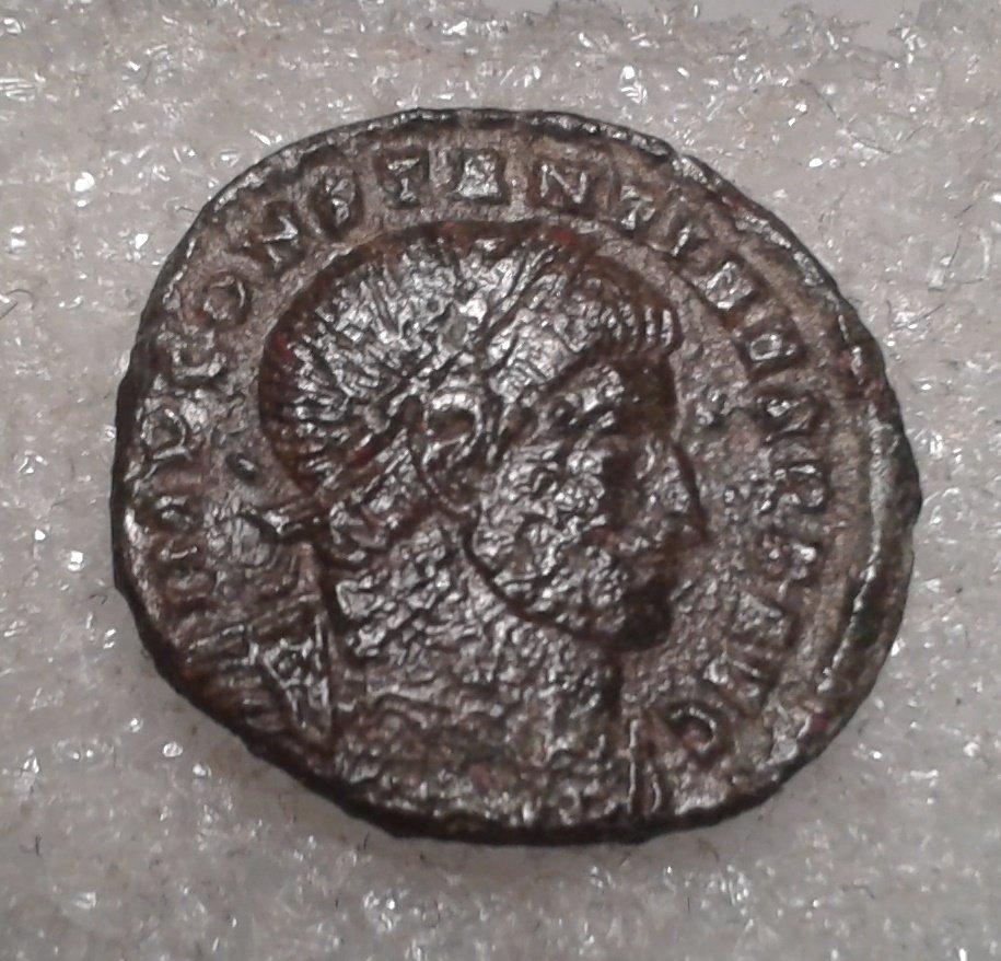 Follis réduit Constantin Ier RIC45. 191001112601453161