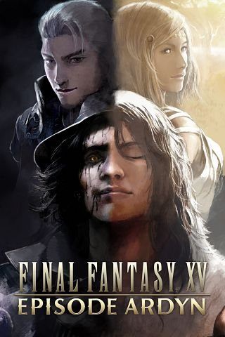 Poster for Final Fantasy XV: Episode Ardyn