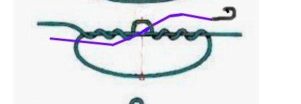 Un noeud de palangre pour le drop shot 191002064011252054