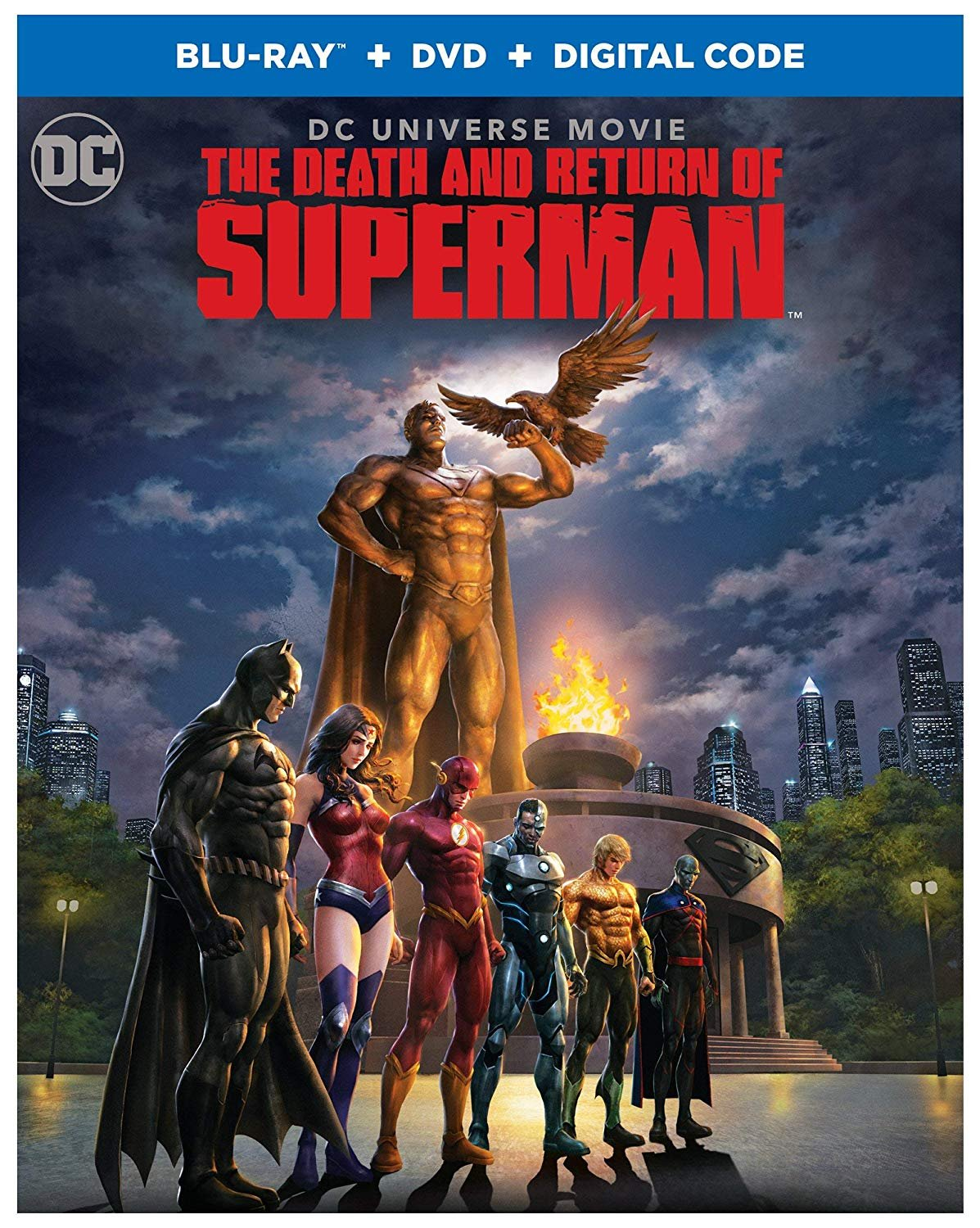 The Death and Return of Superman poster image