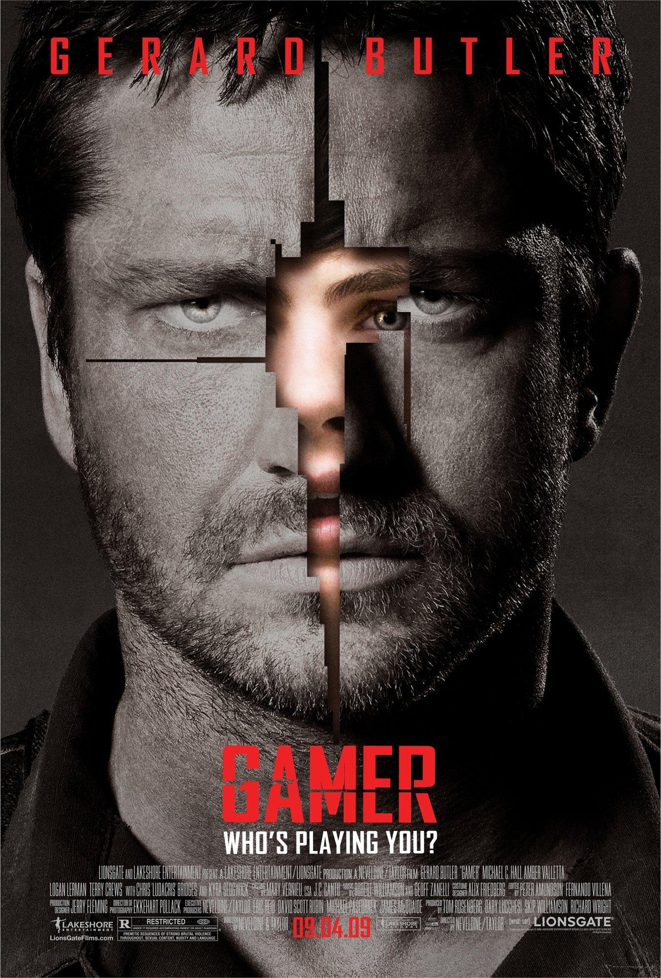 Gamer poster image