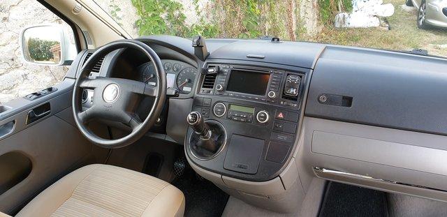 A vendre T5 California 2.5TDI de 2007 - 215.000kms 191004061849565033