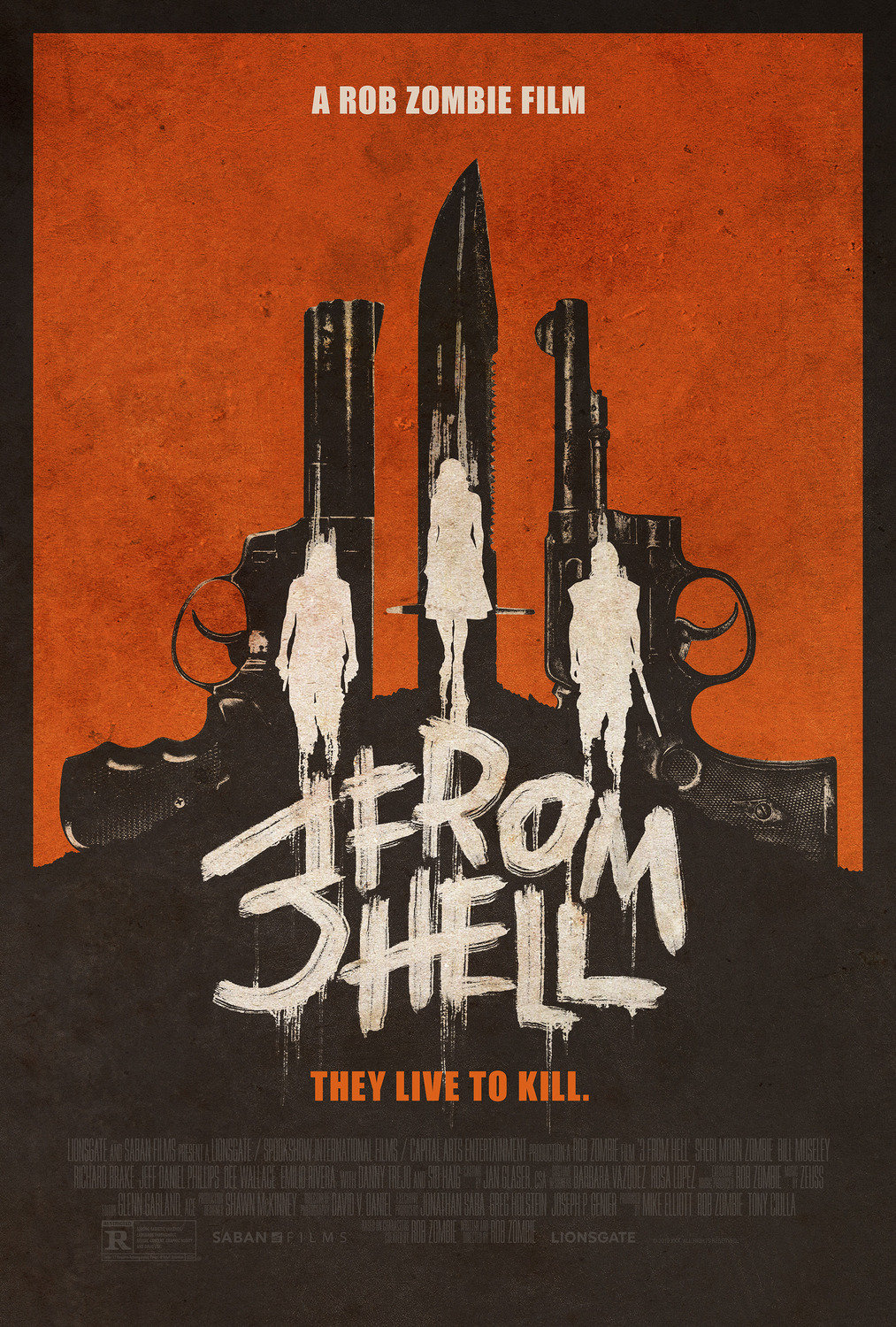 Three from Hell poster image