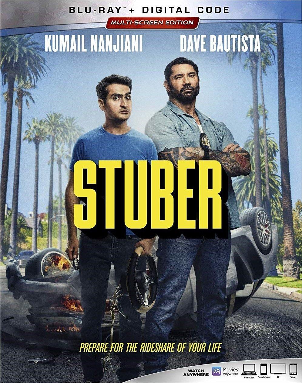 Stuber poster image