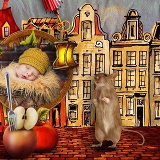 LE RAT DES VILLES ET LE RAT DES CHAMPS - vendredi 4 octobre / friday october  4th 191005104125215661