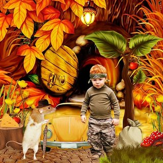 LE RAT DES VILLES ET LE RAT DES CHAMPS - vendredi 4 octobre / friday october  4th 191005104126709329