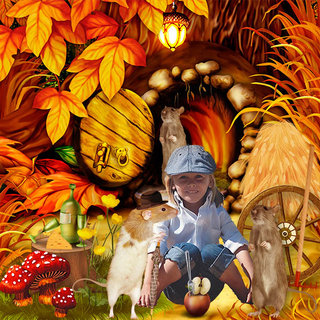LE RAT DES VILLES ET LE RAT DES CHAMPS - vendredi 4 octobre / friday october  4th 191005104131961453