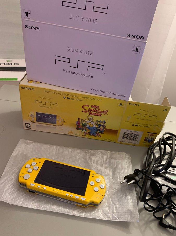 [VDS] PSP Simpsons - XBOX King Kong... Consoles en pack complet 191007044655150995