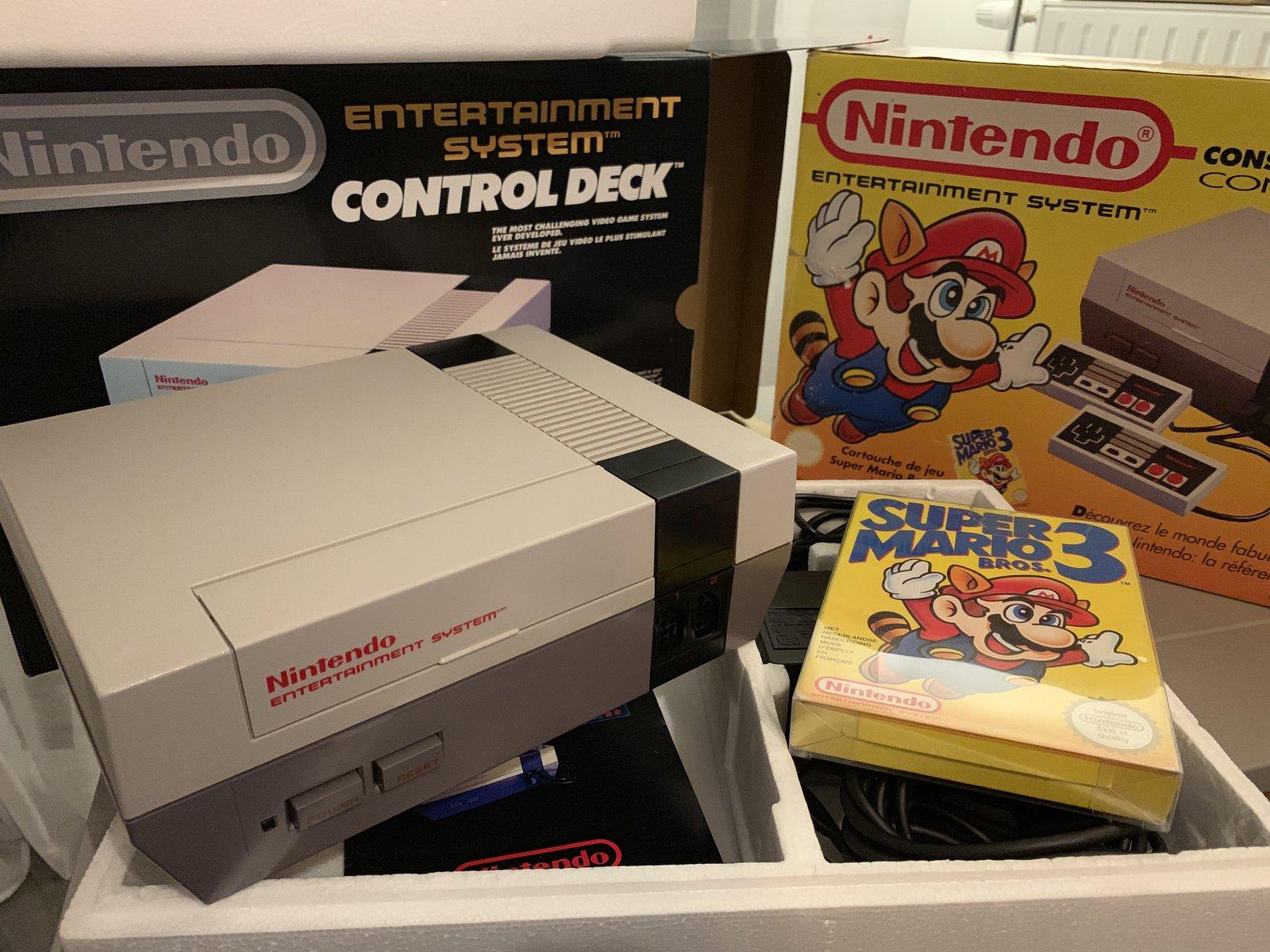 [VDS] Pack NES Action Set - Mario 3 - PSP Simpsons... Consoles en pack complet 191007045452925621
