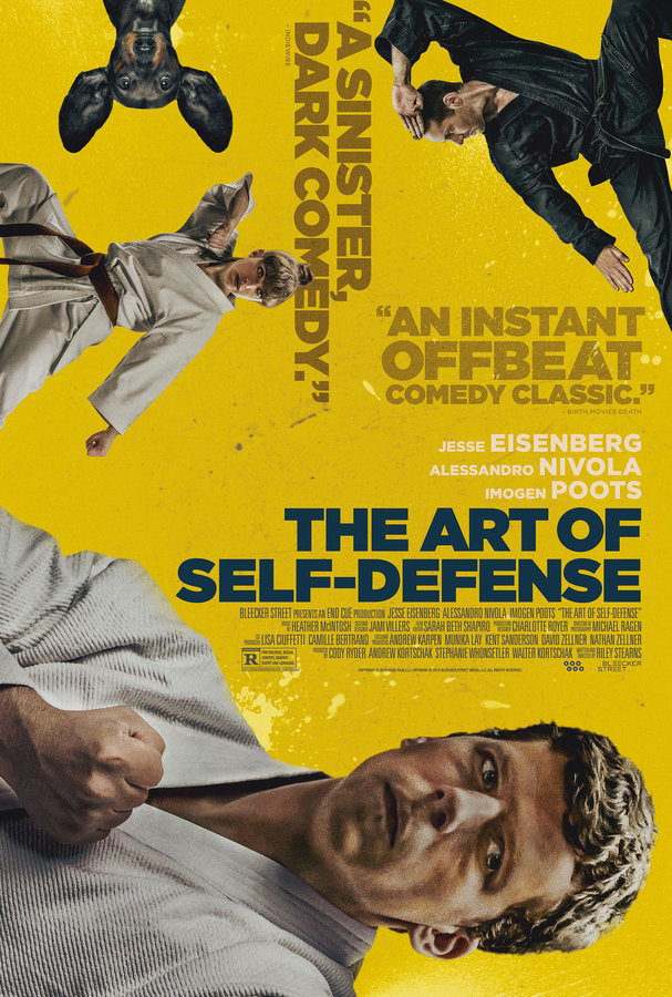 The Art of Self-Defense poster image