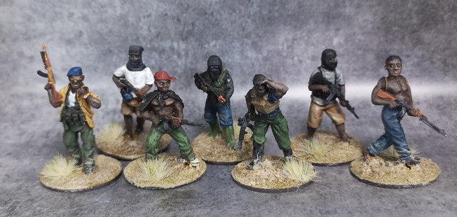Opération Serval, Mali 2014, 28mm 191007093617180984