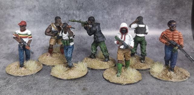 Opération Serval, Mali 2014, 28mm 191007093638853584