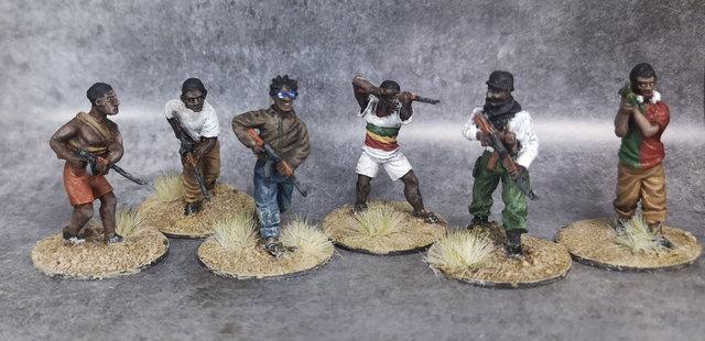 Opération Serval, Mali 2014, 28mm 191007094402814553