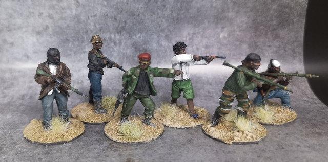 Opération Serval, Mali 2014, 28mm 19100709515250382