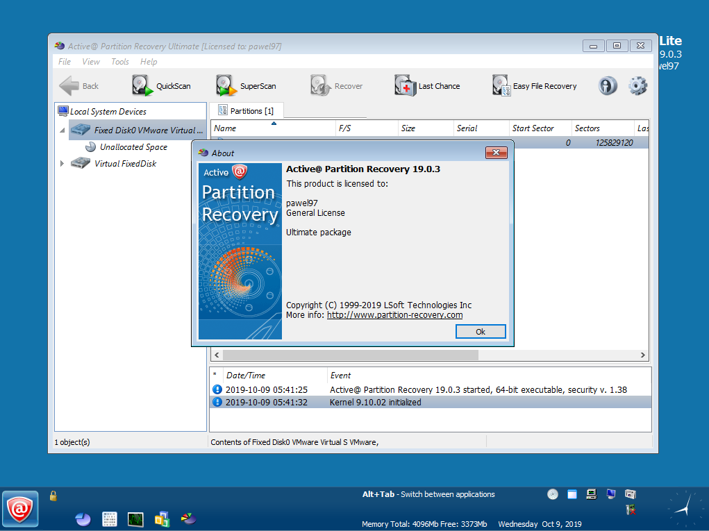 Active Partition Recovery Ultimate 21.0.3-P2P + Portable
