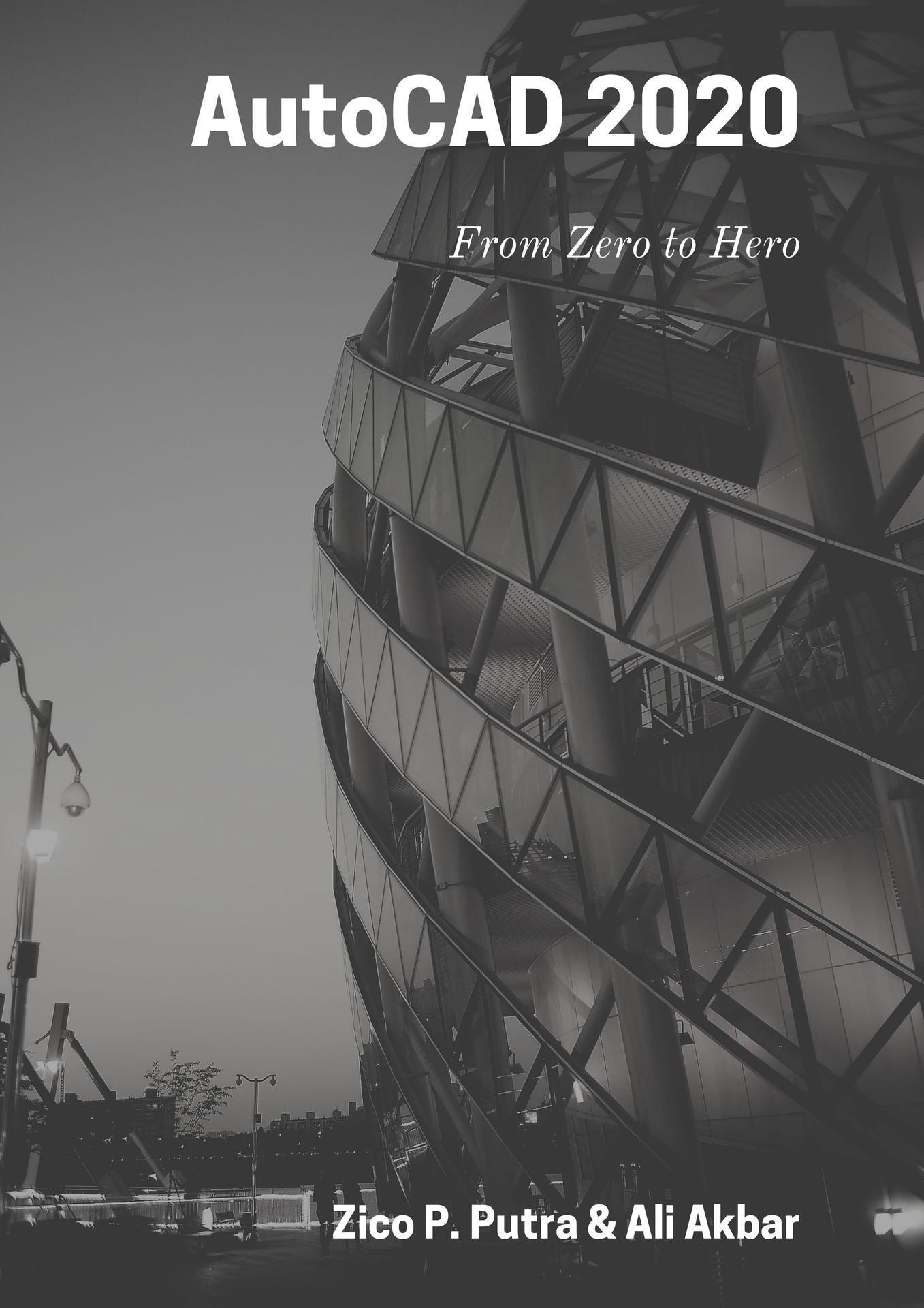 AutoCAD 2020 From Zero to Hero-P2P