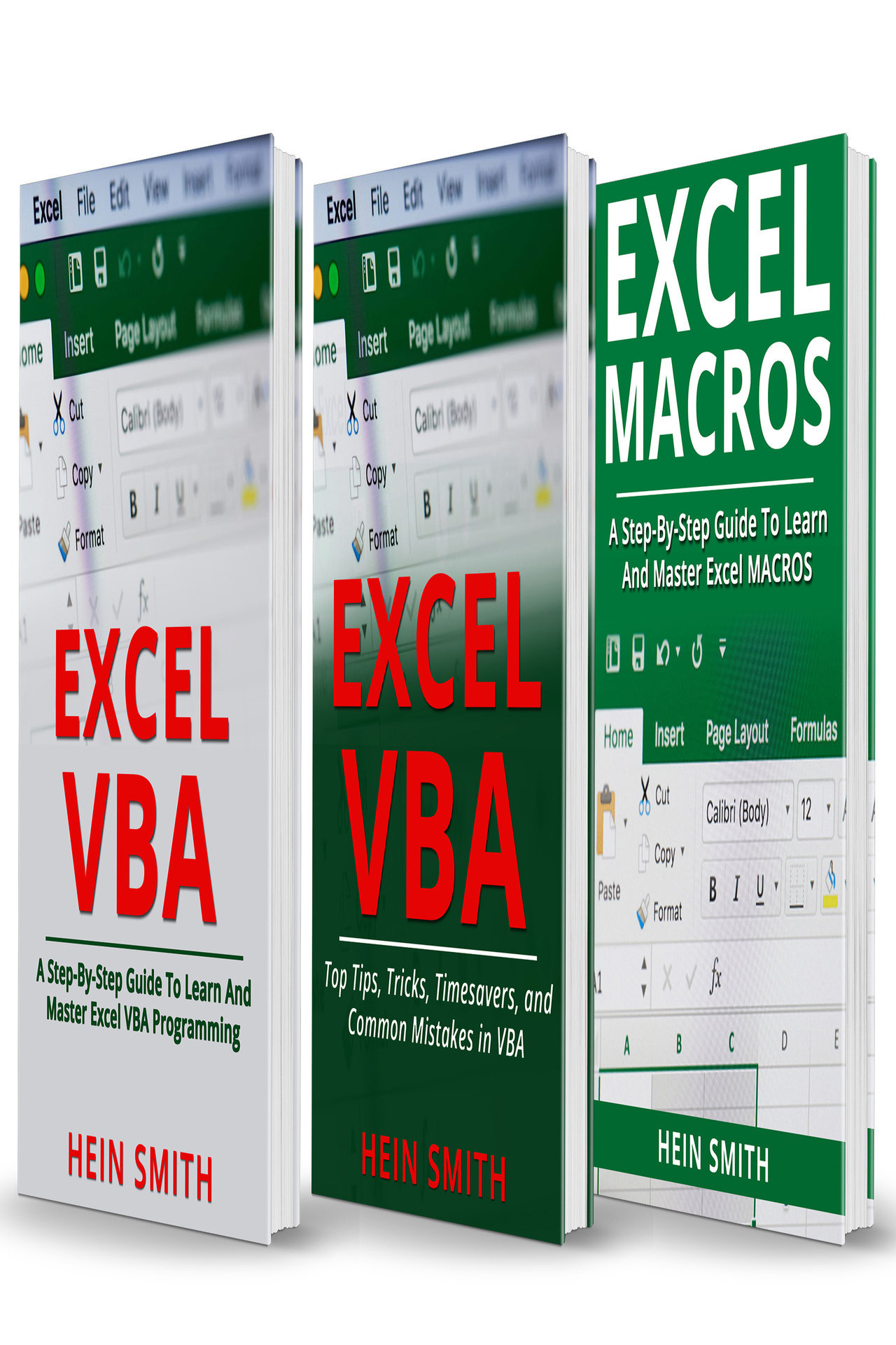 Excel VBA & Excel Macros: Mastering Excel VBA, Tips and Tricks of VBA Programming and Mastering Excel Macros-P2P