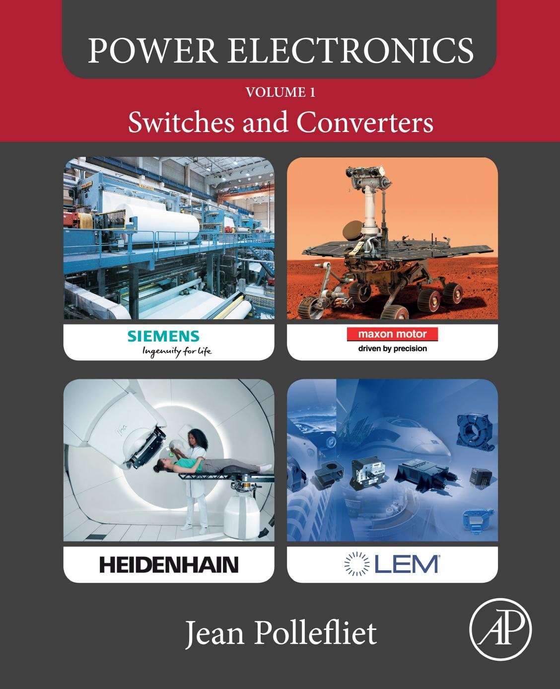 Power Electronics, Volume 1 : Switches and Converters-P2P