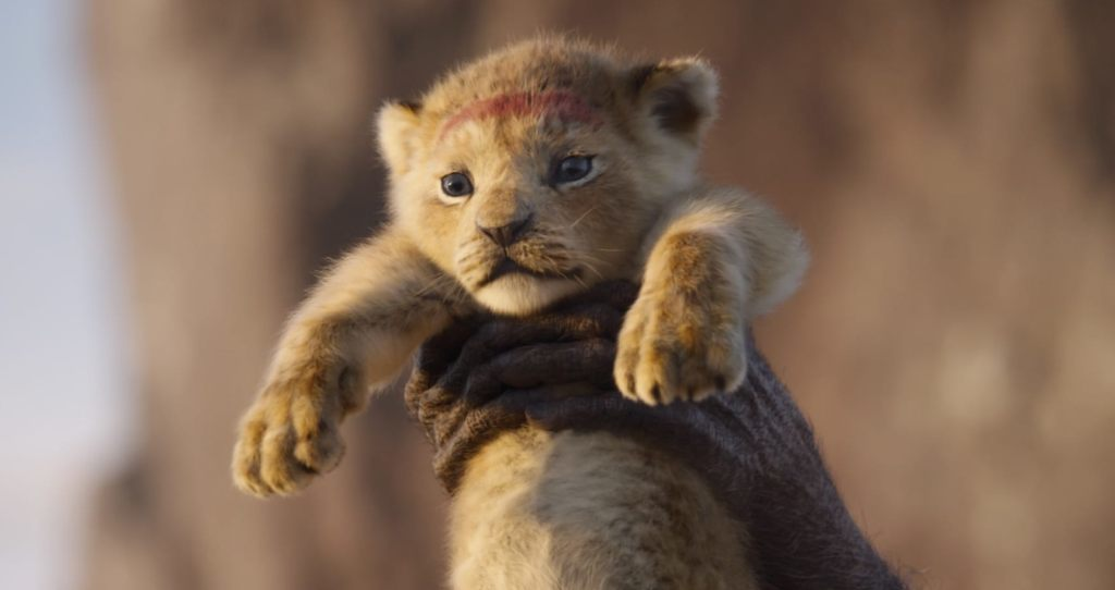 The Lion King (2019) image