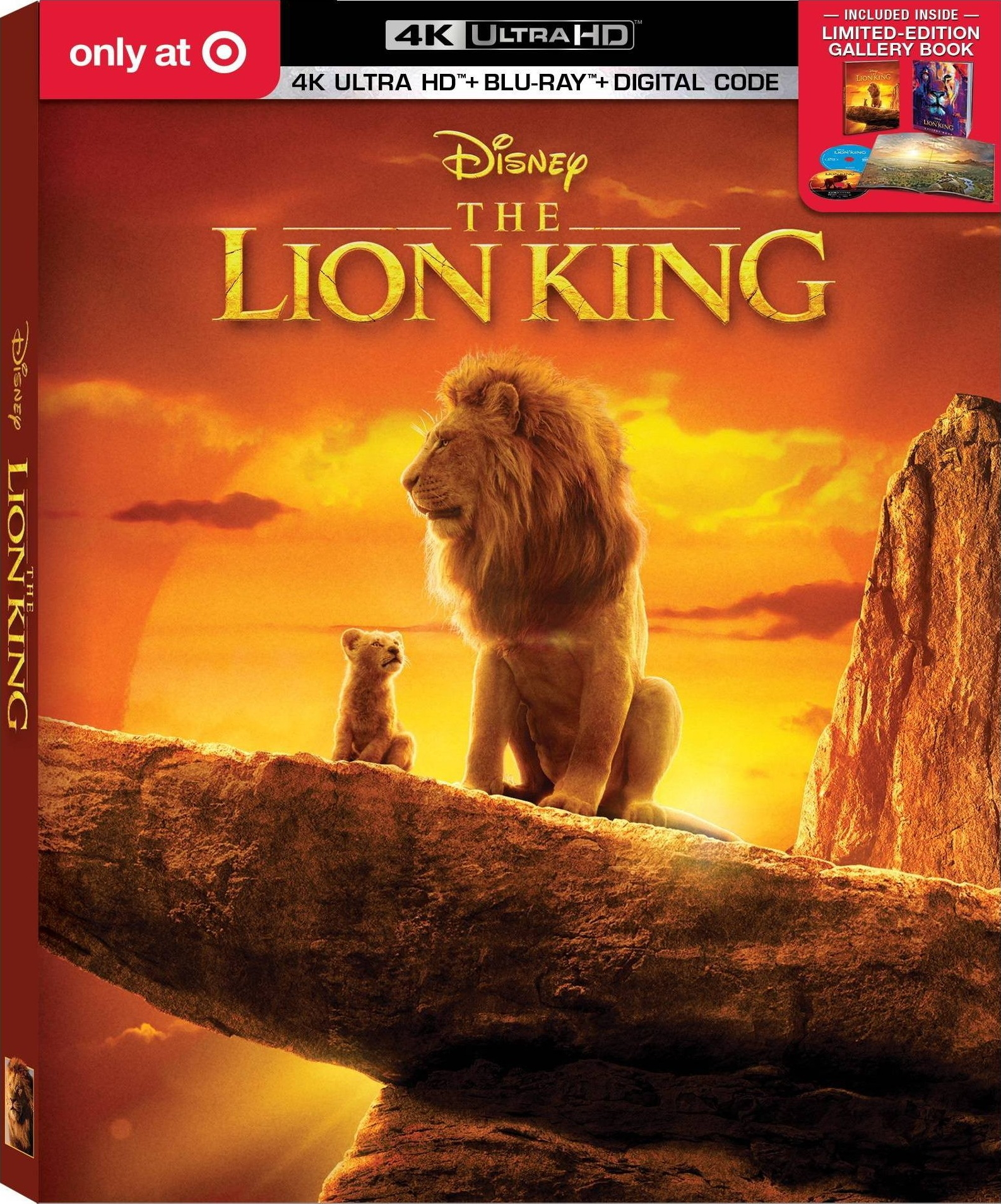 The Lion King 2019 720p BluRay