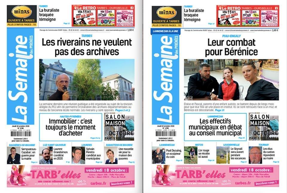 2019 10 10 La semaine des Pyrénées