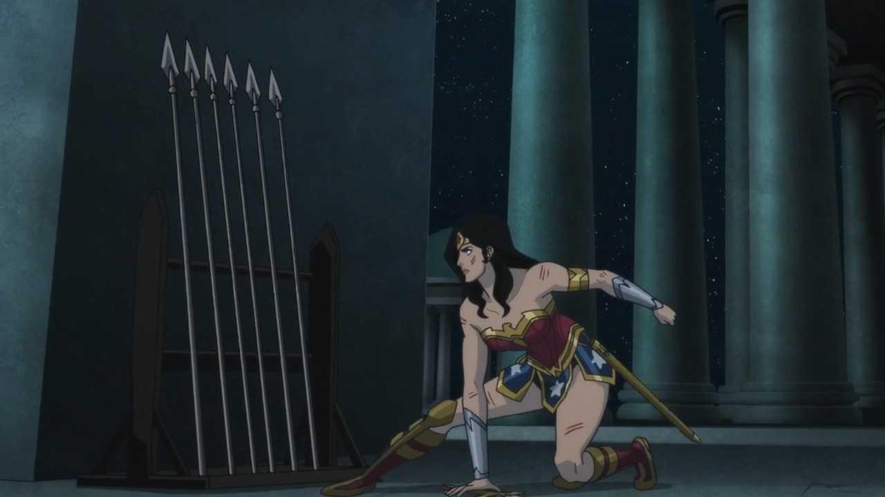 Wonder Woman: Bloodlines (2019) image