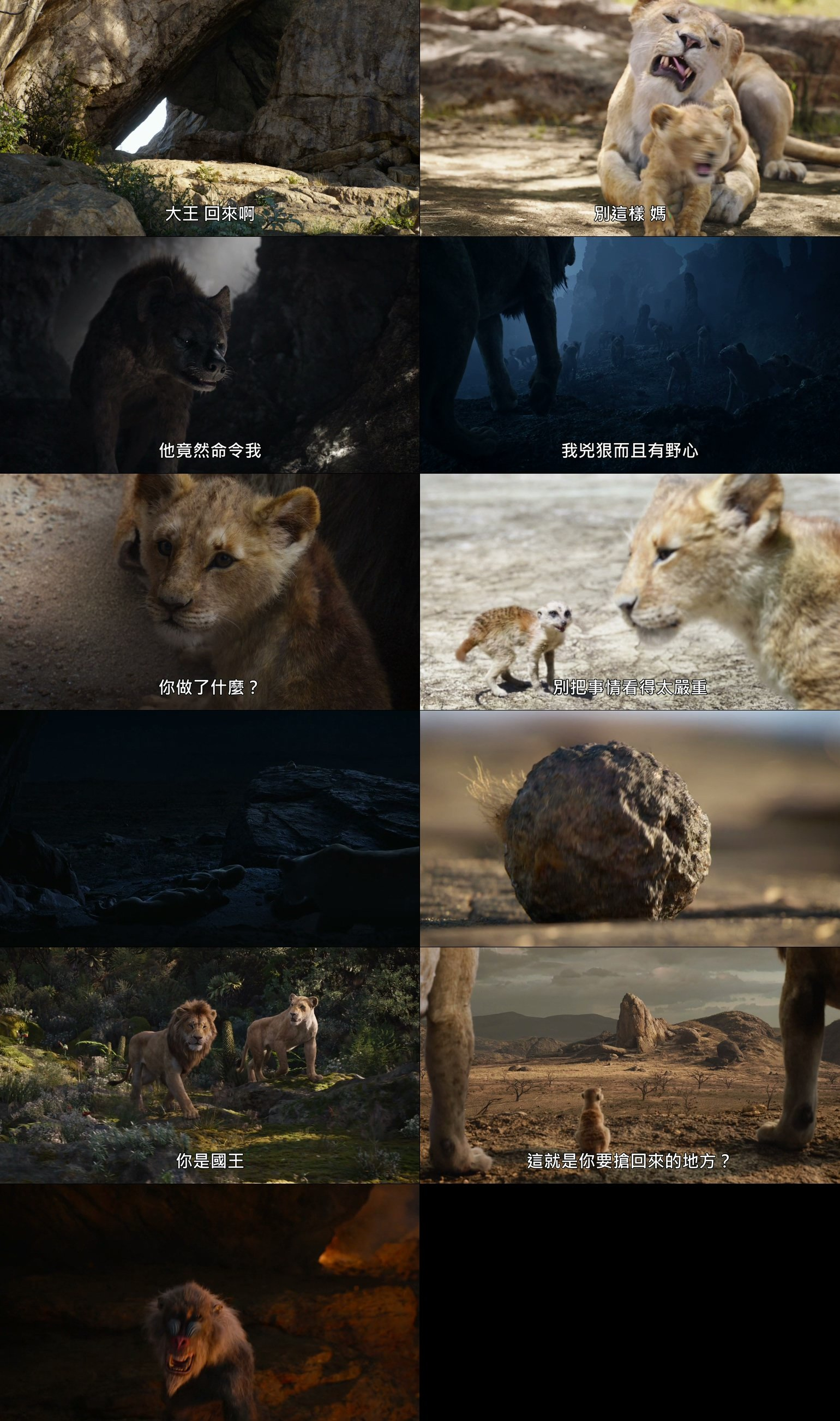 Lion King 1080p: The.Lion.King.2019.1080p.BluRay.x264-SPARKS