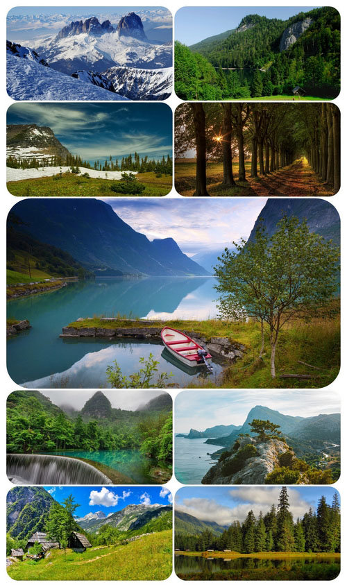 Most Wanted Nature Widescreen Wallpapers #630-P2P