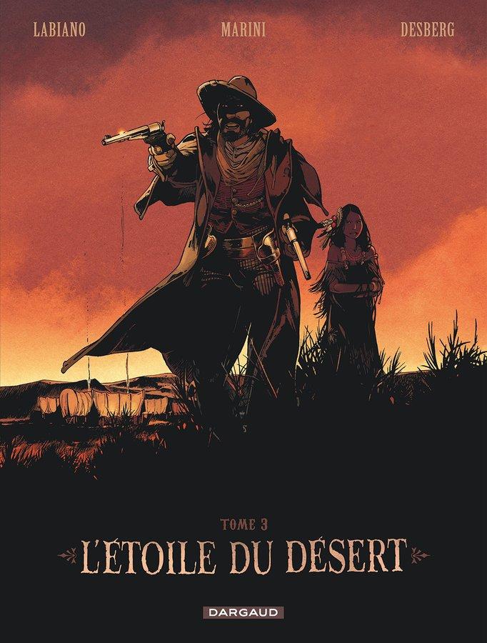 L'Étoile du désert - Tome 3