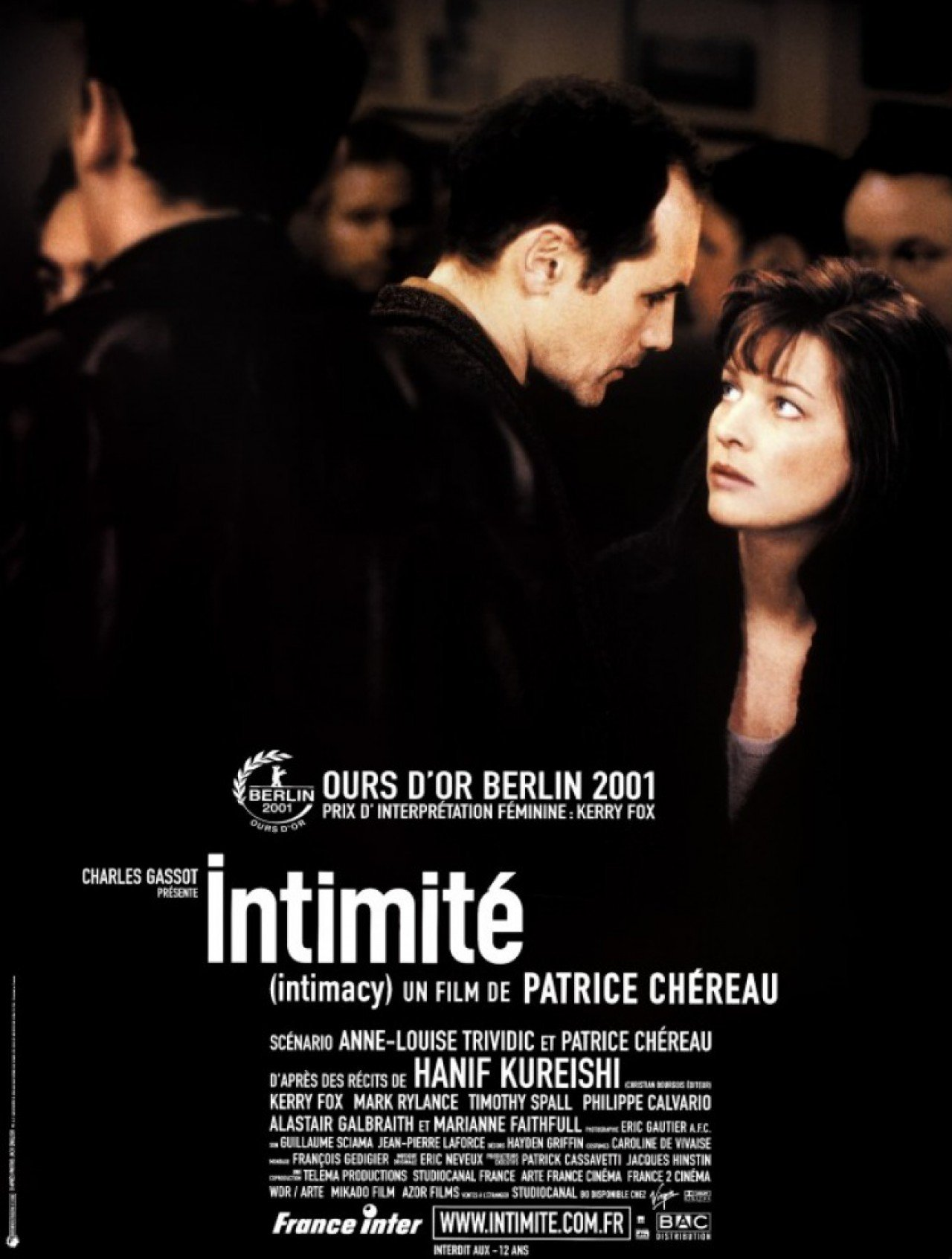 Intimacy poster image