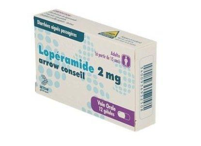 XXX LOPERAMIDE/NIFUROXAZIDE