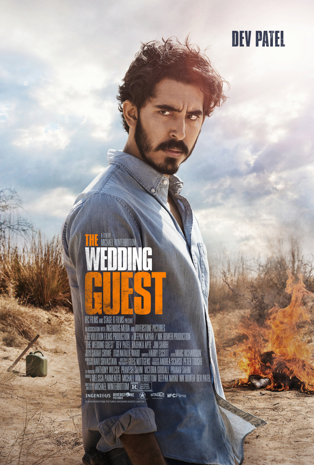 The Wedding Guest poster image