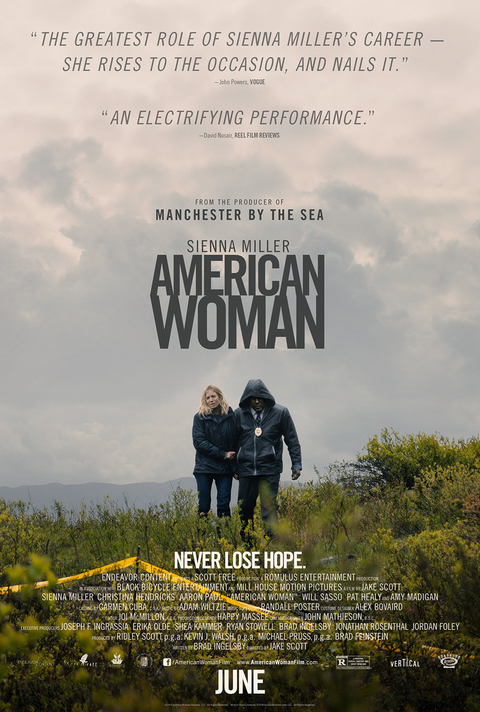 American Woman poster image