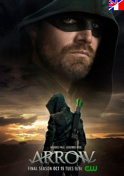 Arrow - Saison 8