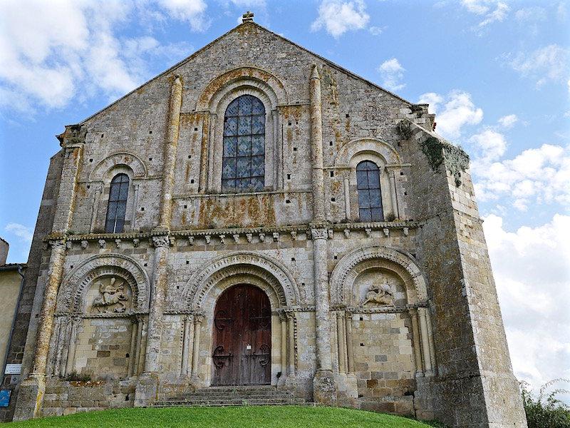 Eglise du Vieux  Parthenay 79 191017015044922334