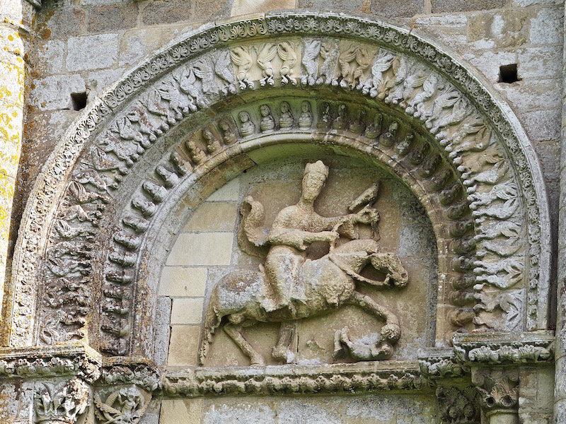 Eglise du Vieux  Parthenay 79 191017015316827167