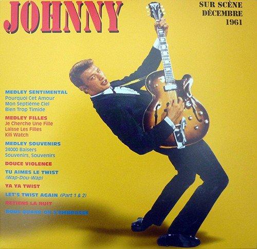 Johnny au Palais d'Hiver de Lyon en 1961. Un disque inédit 191017092730636187