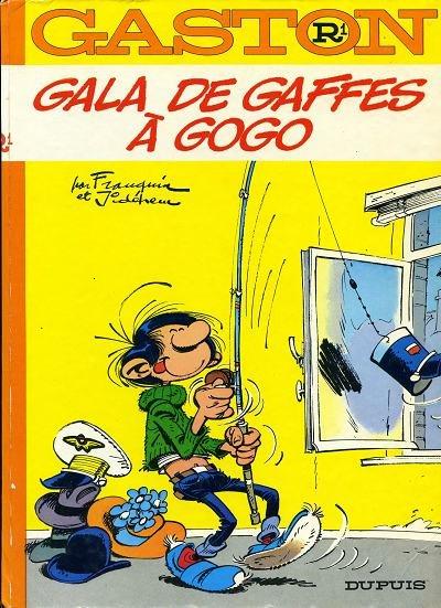 Gaston - R1 : Gala de gaffes à gogo